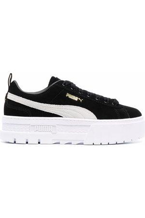 PUMA Mayze platform sneakers