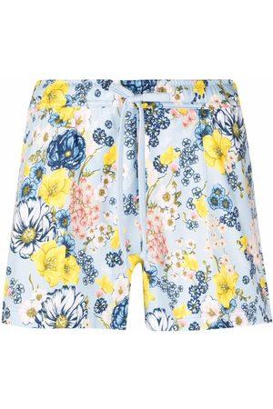 Viktor & Rolf Floral-print lounge shorts