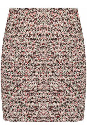 Bottega Veneta Women Pencil Skirts - Bouclé-knit pencil skirt