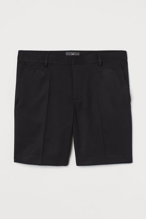 H&M Men Shorts - Slim Fit Tailored Shorts