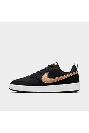 Nike Casual Shoes - Big Kids' Court Borough Low 2 Canvas Casual Shoes in / Size 3.5