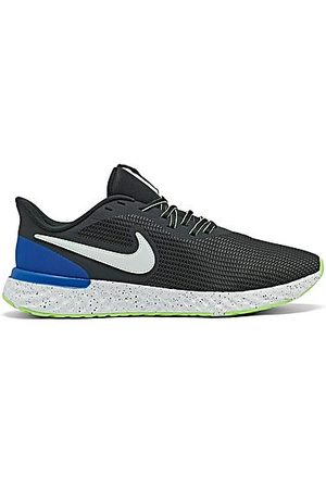 Nike Men's Revolution 5 EXT Water-Resistant Running Shoes in Grey/Dark Sky Grey Size 9.0 Knit