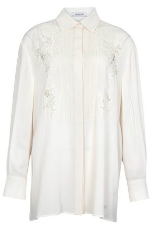 VALENTINO Women Shirts - Silk shirt