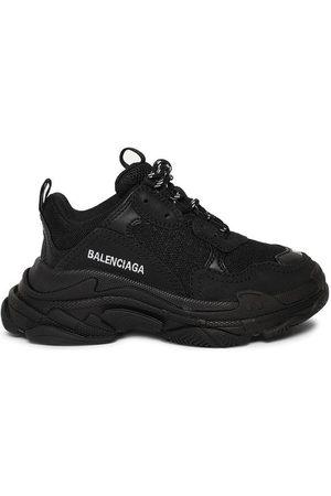 Balenciaga Women Sneakers - Kids Triple S Sneaker