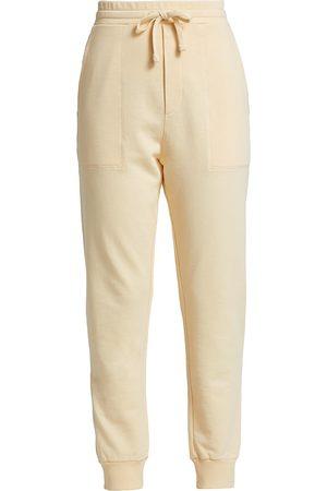 Nanushka Women's Shay Sweatpants - Creme - Size Medium