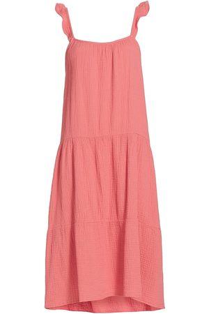 Rails Women Casual Dresses - Women's Capri Flutter-Strap Dress - Dark - Size Small