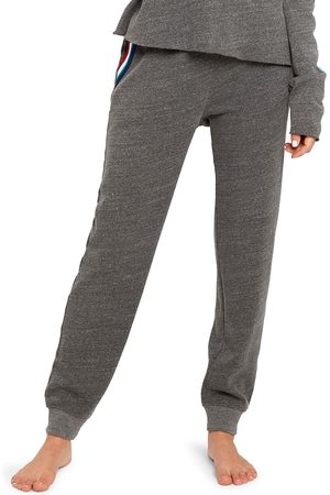 SOL ANGELES Women Tracksuits - Women's Sol Flag Joggers - Heather - Size Large