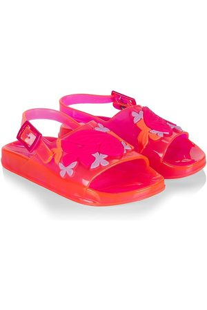 SOPHIA WEBSTER Baby's Butterfly Jelly Slingback Sandals - - Size 9 (Toddler)