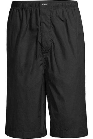 Balenciaga Men's Cotton PJ Shorts - - Size 38