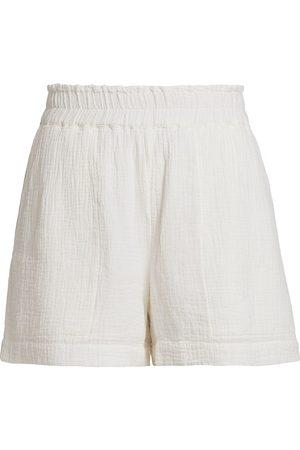 Rails Women's Leighton High-Rise Shorts - - Size Large