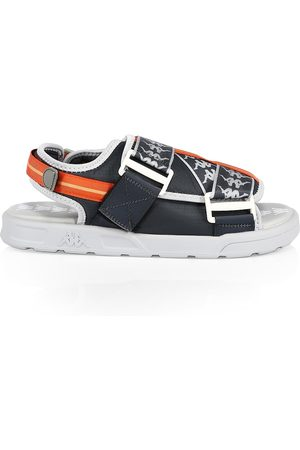 Kappa Men's 222 Banda Mitel 2 Sandals - Grey Light Grey - Size 12
