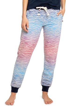 SOL ANGELES Women's Sol Tiger Joggers - Tiger Ombre - Size Small