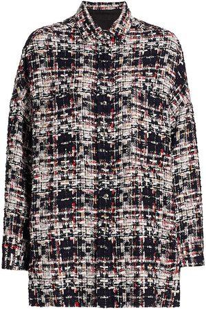 IRO Women's Ferry Tweed Jacket - Multi Color - Size 12