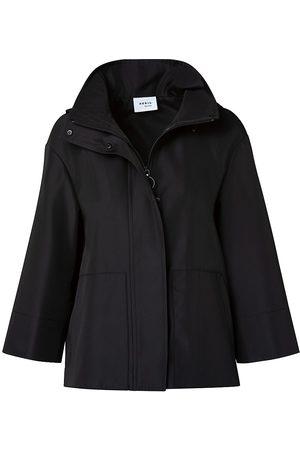AKRIS Women's Water Repellent A-Line Coat - - Size 2