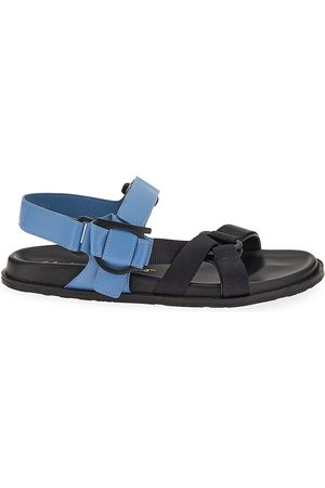 Salvatore Ferragamo Women's Aja Sport Sandals - Chambray - Size 11