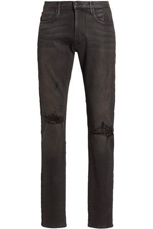 Joe's Jeans Men's Asher Slim-Fit Distressed Jeans - Wynstan - Size 38