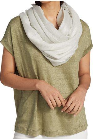 Brunello Cucinelli Women's Cashmere & Silk Infinity Scarf