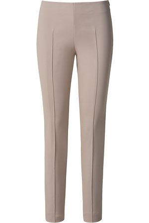 AKRIS Women's Melissa Techno Stretch Slim-Fit Pants - Nude - Size 14