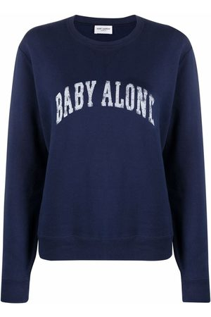 Saint Laurent Sweatshirts - Baby Alone sweatshirt