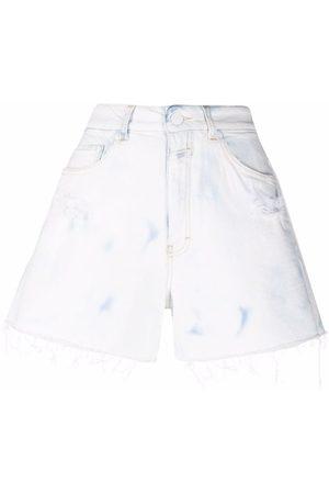 Closed Women Shorts - Tie-dye print shorts