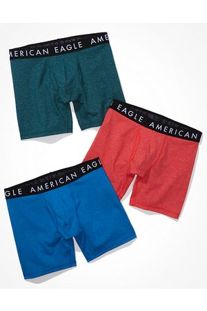 American Eagle Outfitters O 6 Classic Boxer Brief 3-Pack Men's XS