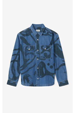 Kenzo Denim - K-Tiger denim shirt