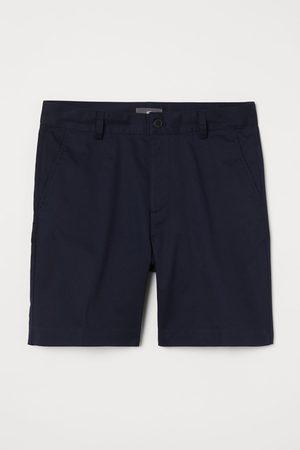 H&M Men Shorts - Cotton Chino Shorts