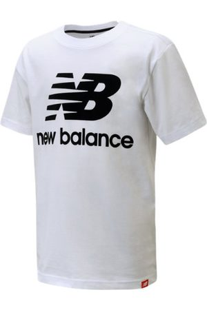 New Balance Kids' Core Cotton Top