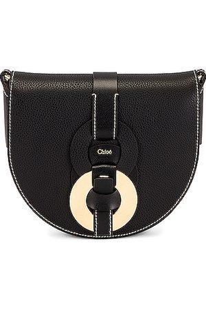 Chloé Darryl Saddle Crossbody Bag in