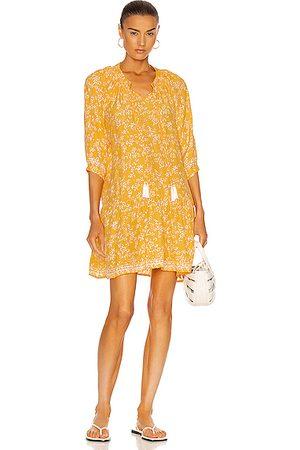 Natalie Martin Stevie Dress in Yellow