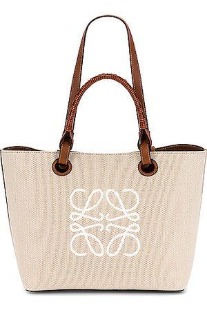 Loewe Anagram Tote Small Bag in