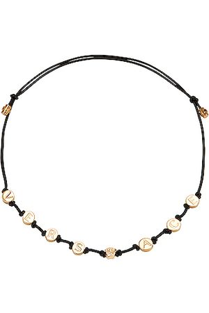 VERSACE Charm Necklace in