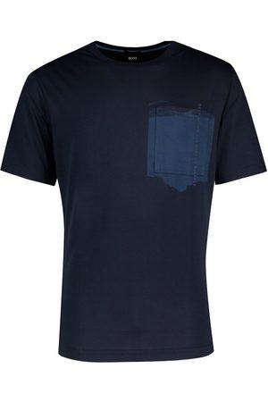 HUGO BOSS Pocket L Dark Blue