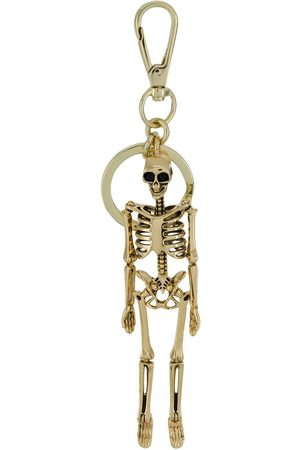 Alexander McQueen Men Keychains - Skeleton keyring