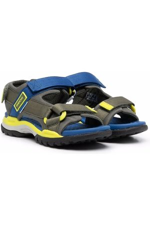 Geox Kids Borealis touch-strap sandals
