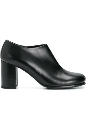 JUNYA WATANABE Heeled leather ankle boots