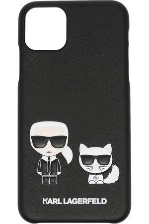 Karl Lagerfeld Karl & Choupette iPhone 11 case