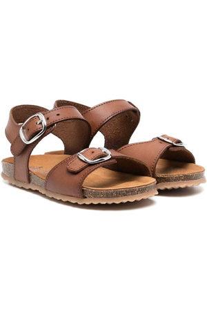 PèPè Joyce double-buckle sandals