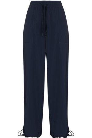 Sweaty Betty Women Wide Leg Pants - Air flow wide leg track trousers