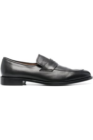 Bally Salasan leather loafers