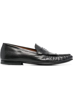 Bally Men Loafers - Cromwell fringe-flap loafers