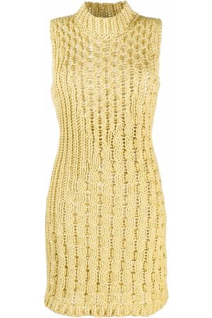 Salvatore Ferragamo Knitted sleeveless dress