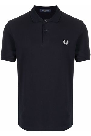Fred Perry Men Polo Shirts - Embroidered logo polo shirt