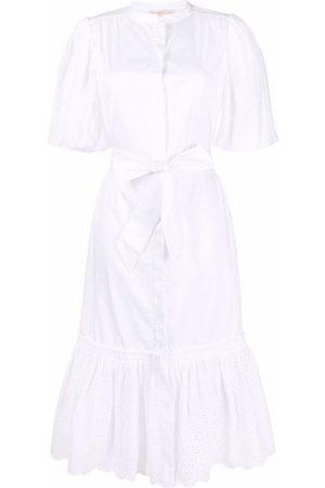 Tory Burch Women Dresses - Broderie anglaise cotton dress