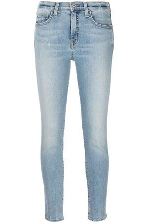 NILI LOTAN Mid-rise skinny jeans