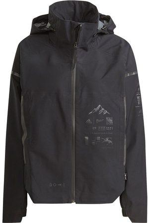adidas Women Sports Jackets - My Shelter hooded jacket