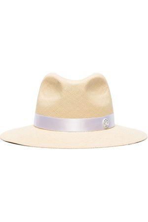 Le Mont St Michel Women Hats - Henriette fedora hat - Neutrals