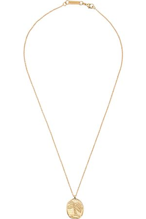 Gimaguas Women Necklaces - Palm Tree -plated necklace