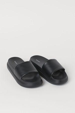 H&M Platform Pool Shoes