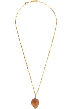 Gimaguas Coconut gold-plated necklace